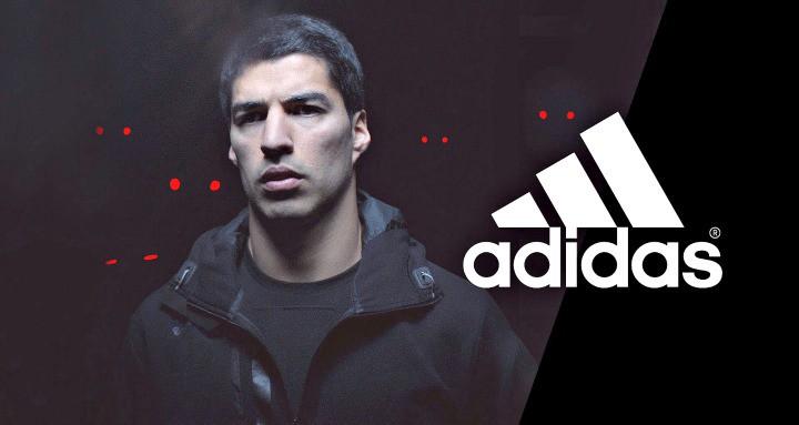 Adidas Sigue con Suárez