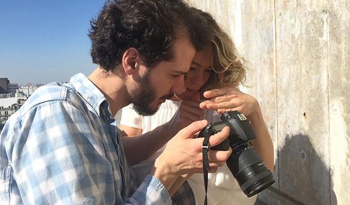 Producción fotográfica para Môme