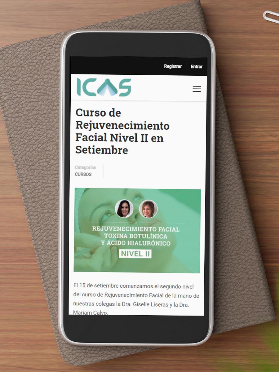 Instituto de Ciencias Aplicadas a la Salud
