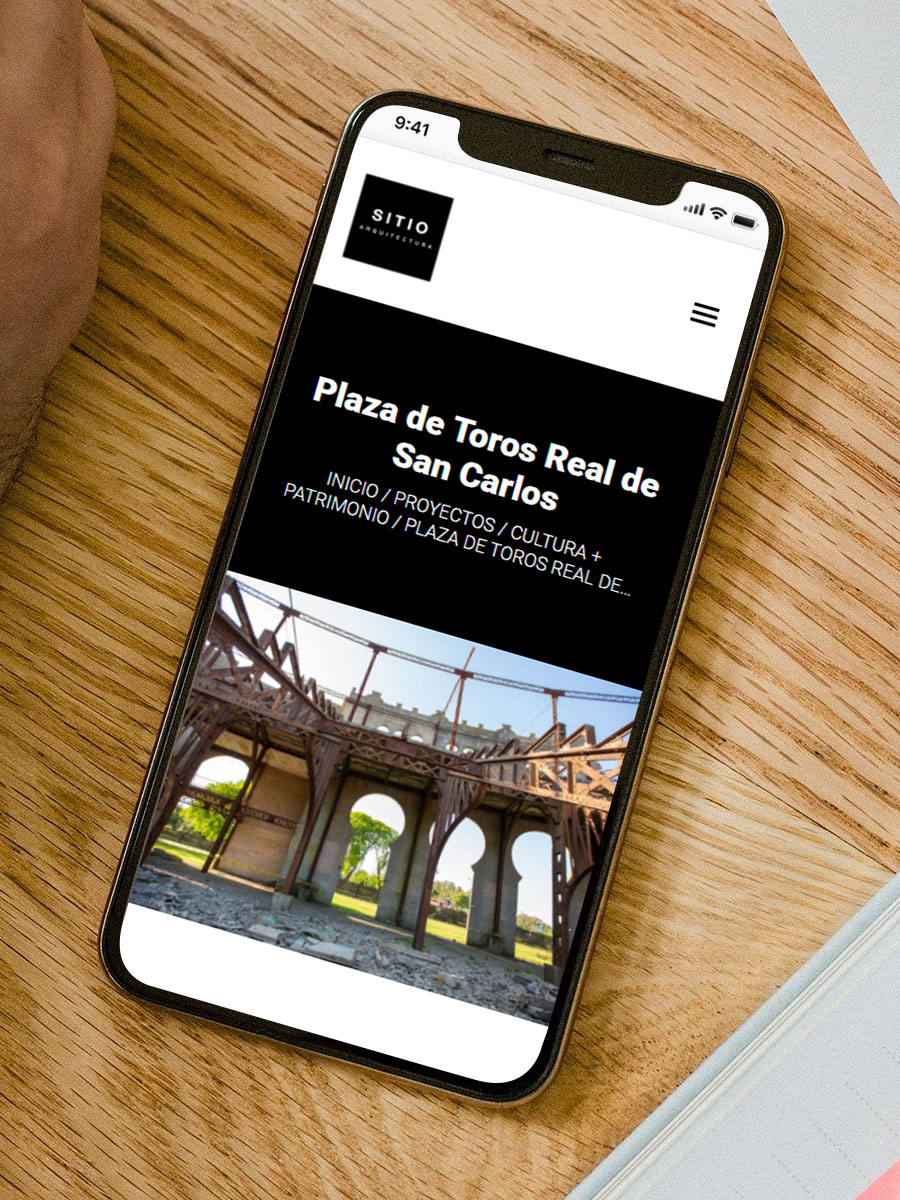 Sitio Web y Marketing Digital para Sitio Arquitectura